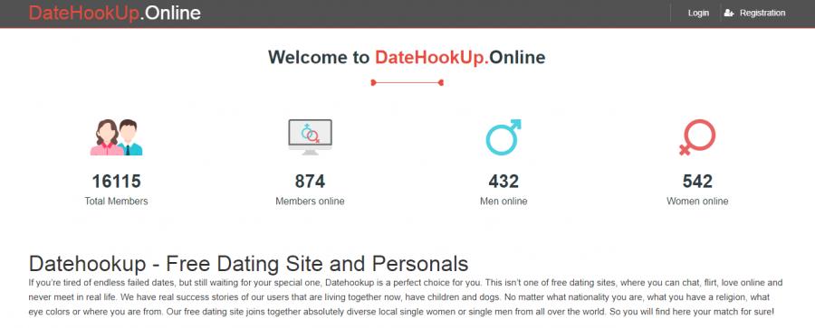 Com login datehookup www Hookup Sign