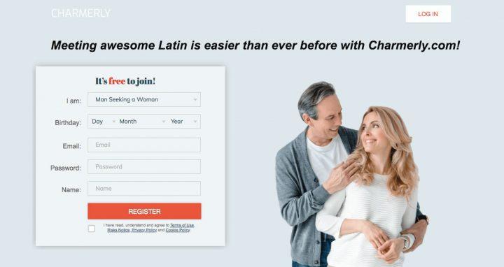 main page Charmerly latin
