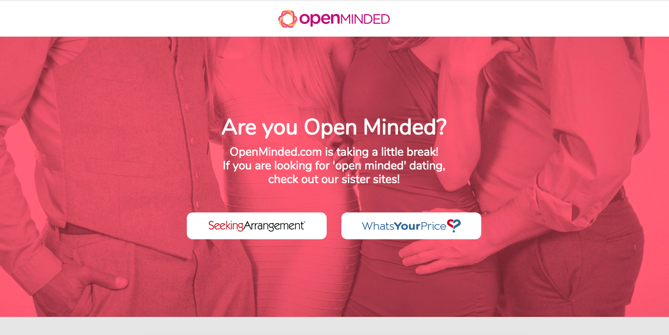 OpenMinded main page